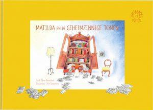 Voorkant Matilda en de geheimzinnige tonen
